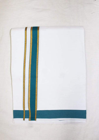 Cotton Dhoti-FJ10474 ARRS Silks