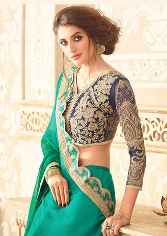 Designer Saree AN3514 ARRS Silks