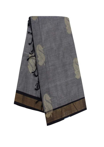 e Pure cotton Saree ARRS Silks Salem