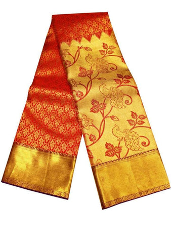 Golden Muhurtham Silk Saree ARRS Silks