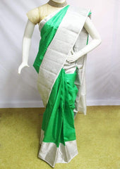 Green Kanchipuram Silk Saree-FM83177 ARRS Silks
