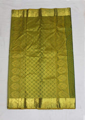 Green Wedding Silk Saree - FF20830 ARRS Silks