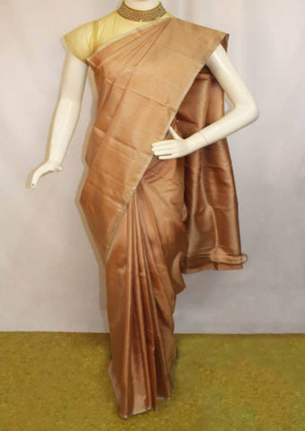 Honey Color Soft Silk Saree -FL85900 ARRS Silks