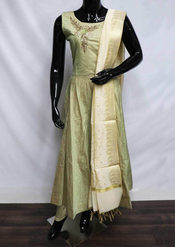 Light Cardamom Readymade Salwar-FU63988 ARRS Silks