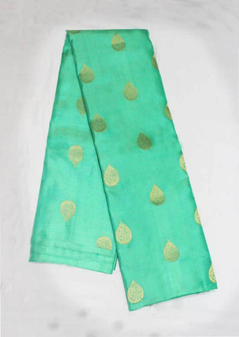 Light Green With Light Violet Mayuri Soft Silk Saree - FL85888 ARRS Silks