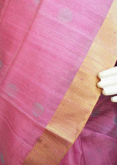 Light Pink Soft Silk Saree -FL84150 ARRS Silks