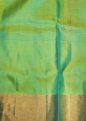 Light Pink With Green  Mayuri Soft Silk Saree ARRS Silks