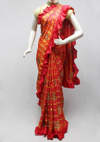 Multi Color Designer Saree-FQ138599 ARRS Silks