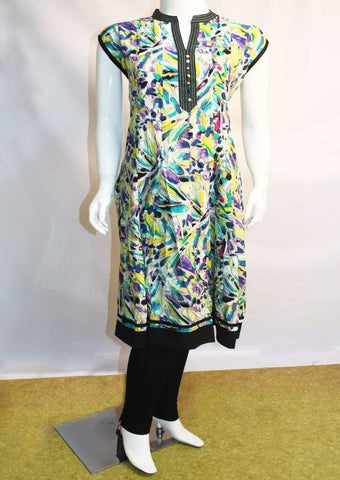 Multi Color Kurti - NCJ3734 ARRS Silks