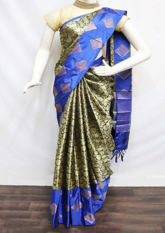Multi Color Organza Cotton Sarees - FZ42774 ARRS Silks
