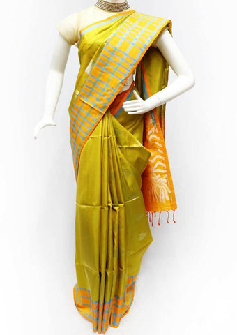 Multi Color Soft Silk Saree - 9KA801 ARRS Silks