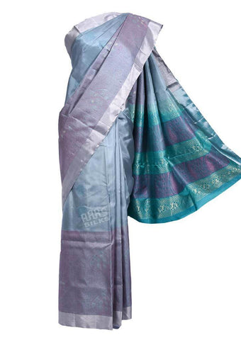 Multi Color Soft Silk Saree -FQ38933 ARRS Silks
