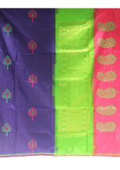 Multi colour Mayuri Soft Silk Saree ARRS Silks