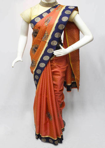 Mustard Color Fancy Saree-FS7751 ARRS Silks