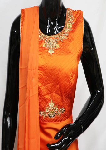 Orange Color Readymade Salwar- FD326 ARRS Silks
