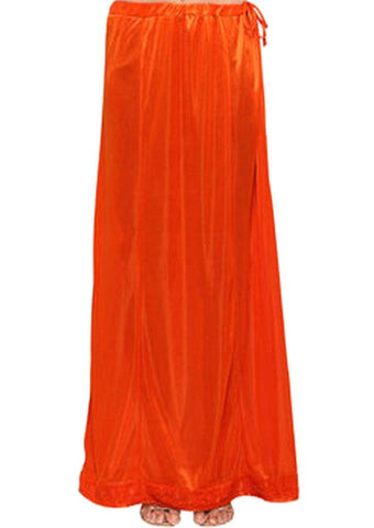 Orange Petticoat-FP49341 ARRS Silks