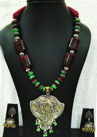 Oxidized jewellery 009 ARRS Silks