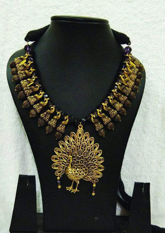 Oxidized jewellery 012 ARRS Silks