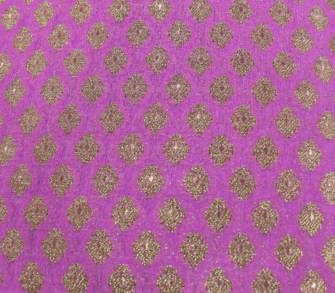 Pink Blouse Fabric EH11157 ARRS Silks