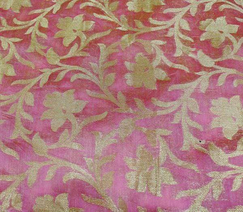 Pink Blouse Fabric EW13994 ARRS Silks