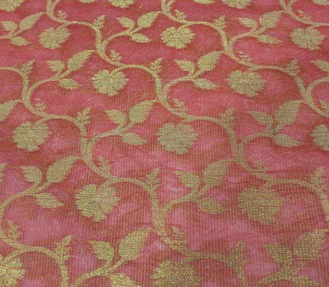 Pink Blouse Fabric EW14003 ARRS Silks