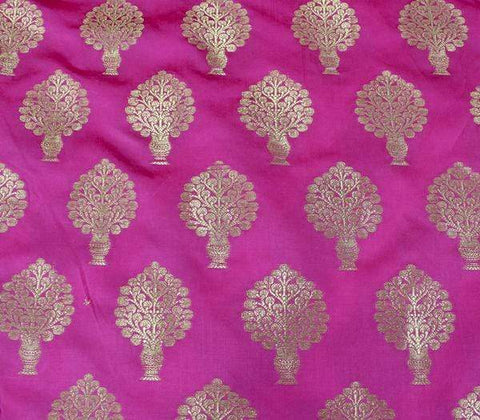 Pink Blouse Fabric EW14814 ARRS Silks