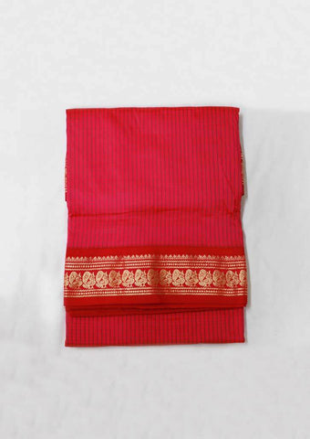 Pink Color Art Silk 9.5 yards Saree - GG10716 ARRS Silks