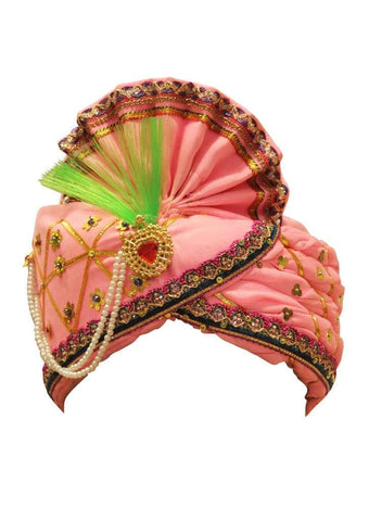 Pink Turban ARRS Silks