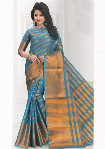 Pure Cotton Saree 5S1098 ARRS Silks