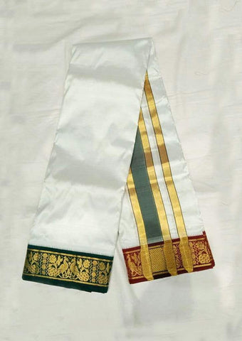 Pure Silk Dhoti-008 ARRS Silks