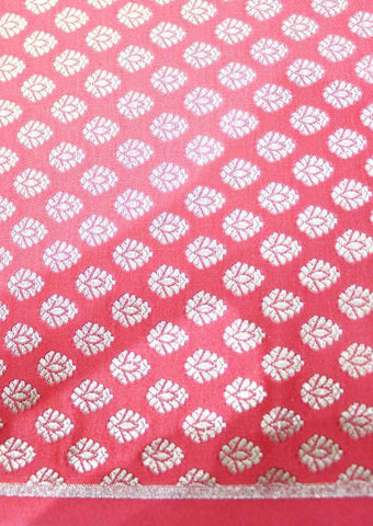 Red Color Blouse Fabric FM66798 ARRS Silks