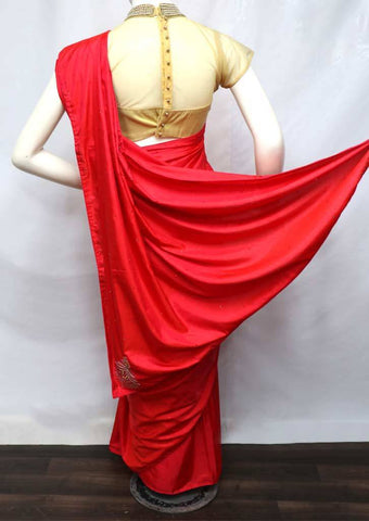 Red Color Designer Saree - FD3658 ARRS Silks