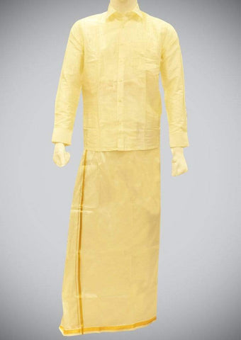 Sandle Full Hand Silk Cotton ARRS Silks