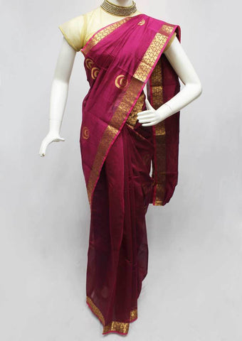 Vadamalli Color Silk Cotton Saree - FR29169 ARRS Silks