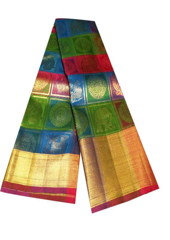 Wedding Pure Silk Saree ARRS Silks