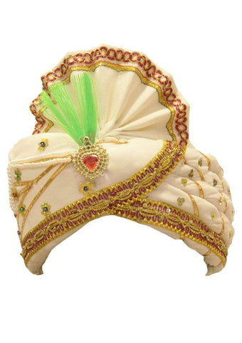 White Turban ARRS Silks