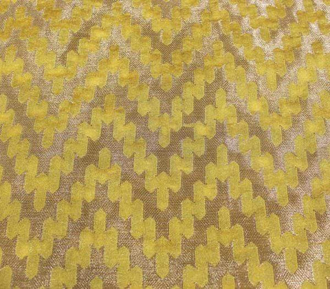Yellow Blouse Fabric EW10043 ARRS Silks