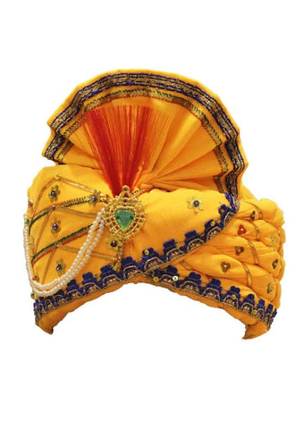 Yellow Turban ARRS Silks