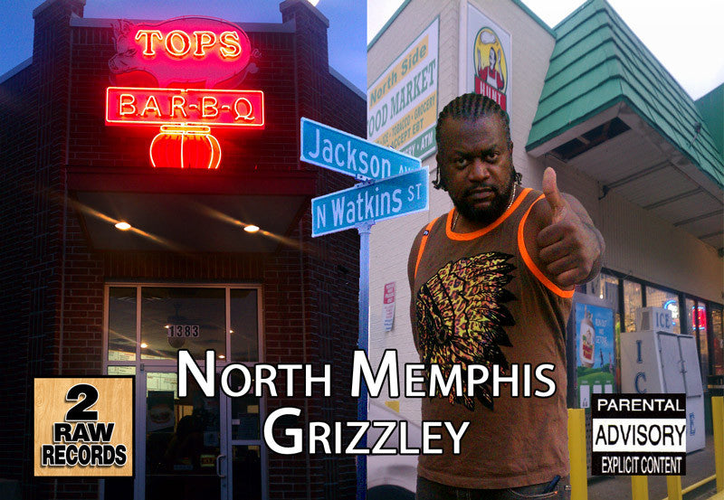 North Memphis Grizzley - EP