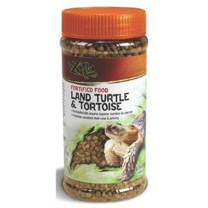 Land Turtle Food
