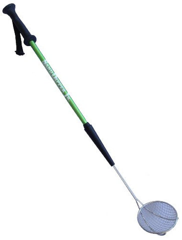Sand Dipper Jr Long Handle Back Saver Cat Litter Scoop