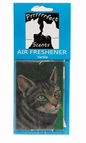 Prrrrrrfect Scents Tiger Cat Air Freshener, Vanilla