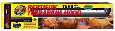 "REPTISUN T5 HO HOOD 24in ""Ctg: REPTILE PRODUCTS - REPTILE - HOODS/LIGHT FIXTURES"""