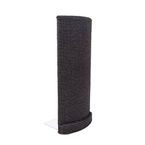 'Sofa-Scratcher' Cat Scratching Post & Couch-Corner / Furniture Protector by CatTrees (Black)