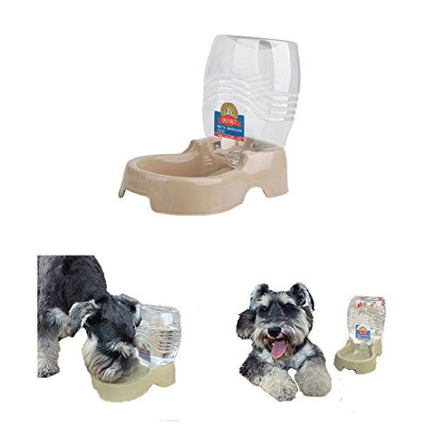 MicroMall Automatic Pet Water Drinking Great Capacity Dog Cat Water Station