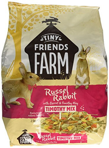 Supreme Petfoods Russel Rabbit Muesli with Carrot and Leek 2.5 kg