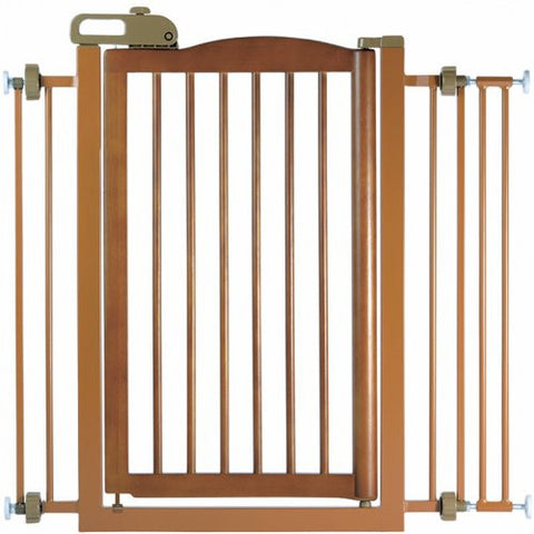 One Touch Pet Gate - Autumn Matte