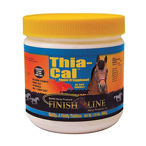 Finish Line Horse Products Thia Cal Powder (1.54-Pounds)
