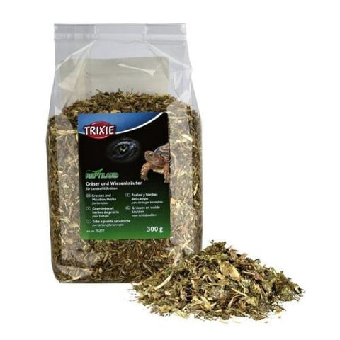 Grasses and Meadow Herbs for Tortoise, 300 g