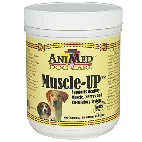 Animed Muscleup Powder (16oz)